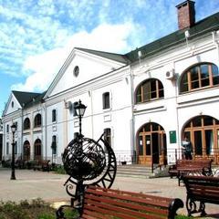 Культурно-исторический комплекс Золотое кольцо города Витебска Двина