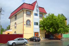 Отель-центр Антей