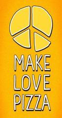 Make Love Pizza