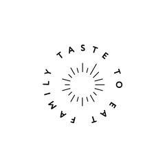 TASTE TO EAT FAMILY