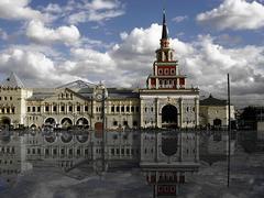 ЛУ МВД России на станции Москва-Рязанская