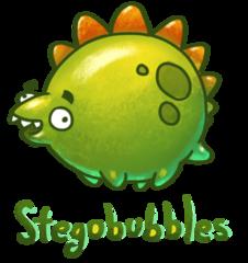 Stegobubbles