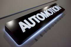 Automotion, автосалон