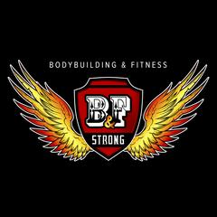 Bodybuilding & Fitness Strong