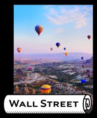 Студия дизайнерских обоев Wall Street