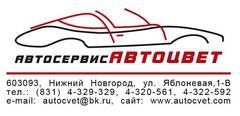 АВТОЦВЕТ, Автосервис