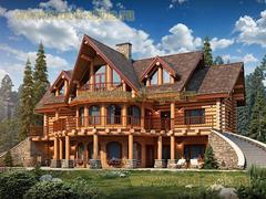 Салон деревянного домостроения и Центр финских красок (ИП Сячин Сергей Евгеньевич)