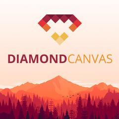 Логотип компании Даймонд Канвас