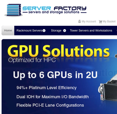 Server Factory Ltd