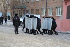 Патрульно-постовая служба полиции города Новосибирска