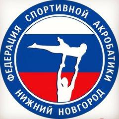 Нижегородская общественная региональная физкультурно-спортивная организация Федерация Спортивной Акробатики