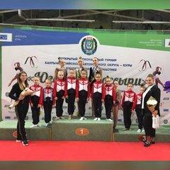 Городская общественная организация Федерация художественной гимнастики города Урая