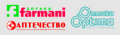 Группа компаний Farmani, Аптечество и оптика OPTIMA