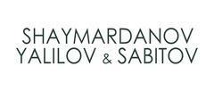 Юридическая фирма Шаймарданов, Ялилов и Сабитов