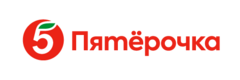 Логотип компании Пятёрочка