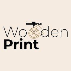Wooden Print
