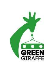 Зеленый жираф