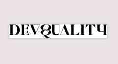 Devquality