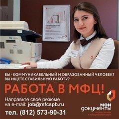 Многофункциональный центр предоставления государственных услуг, Санкт-Петербургское государственное учреждение