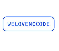 WeLoveNoCode
