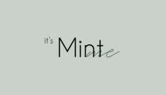 Mint Stretching