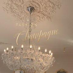Fashion champagne