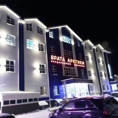 Придорожный комплекс Врата Арктики
