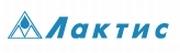 Логотип компании Лактис
