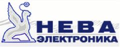 Логотип компании Нева Электроника