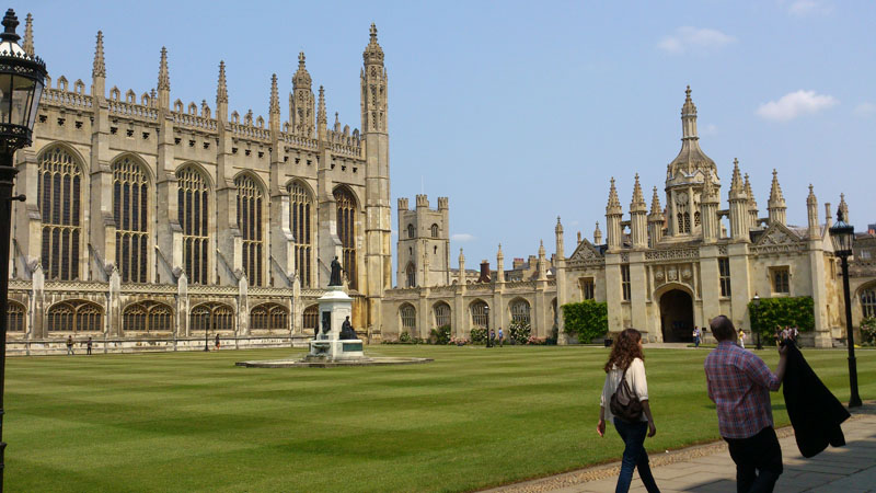 Live From Cambridge
