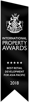 Best Retail Development for Asia Pacific