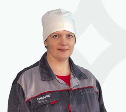 Тарасова Лариса Владимировна