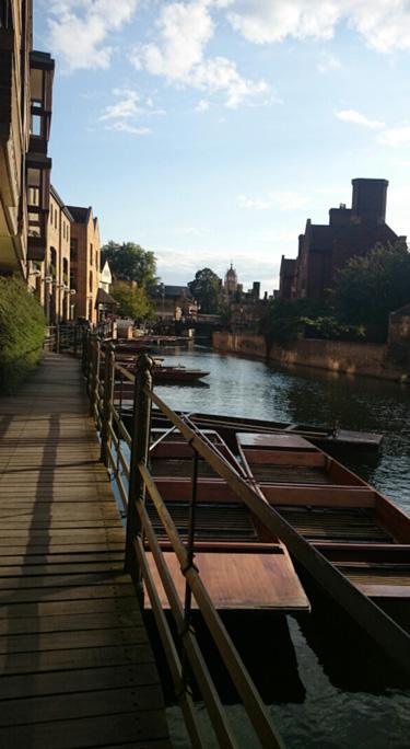 Незабываемое путешествие в Кембридж