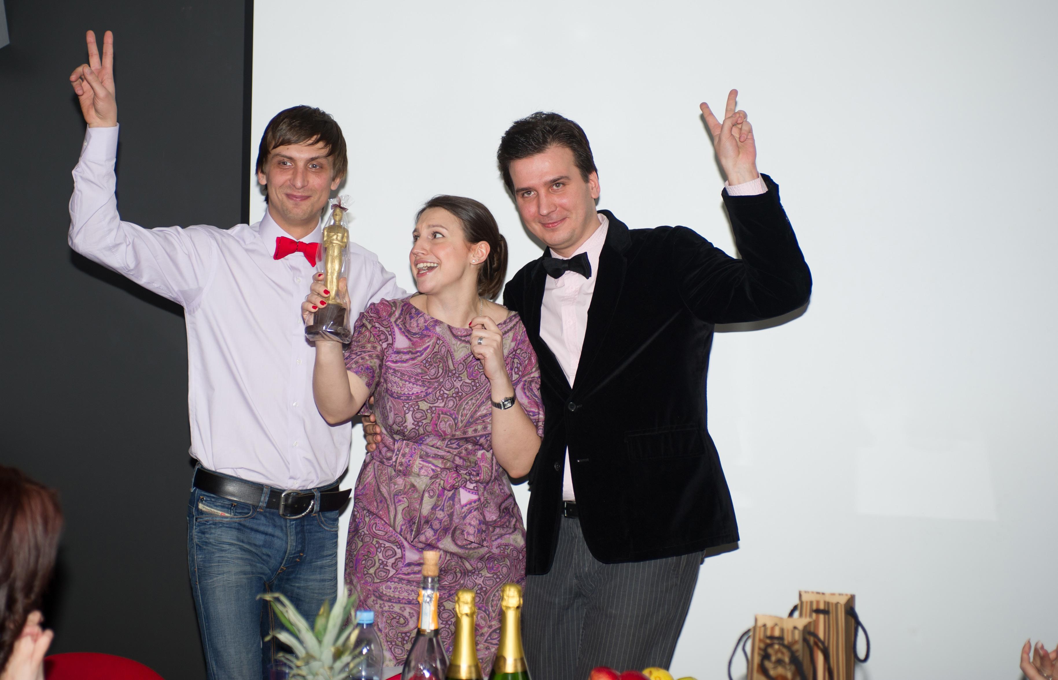 Коммуникационная группа MOV!E (МУВИ): Три грани одного бизнеса