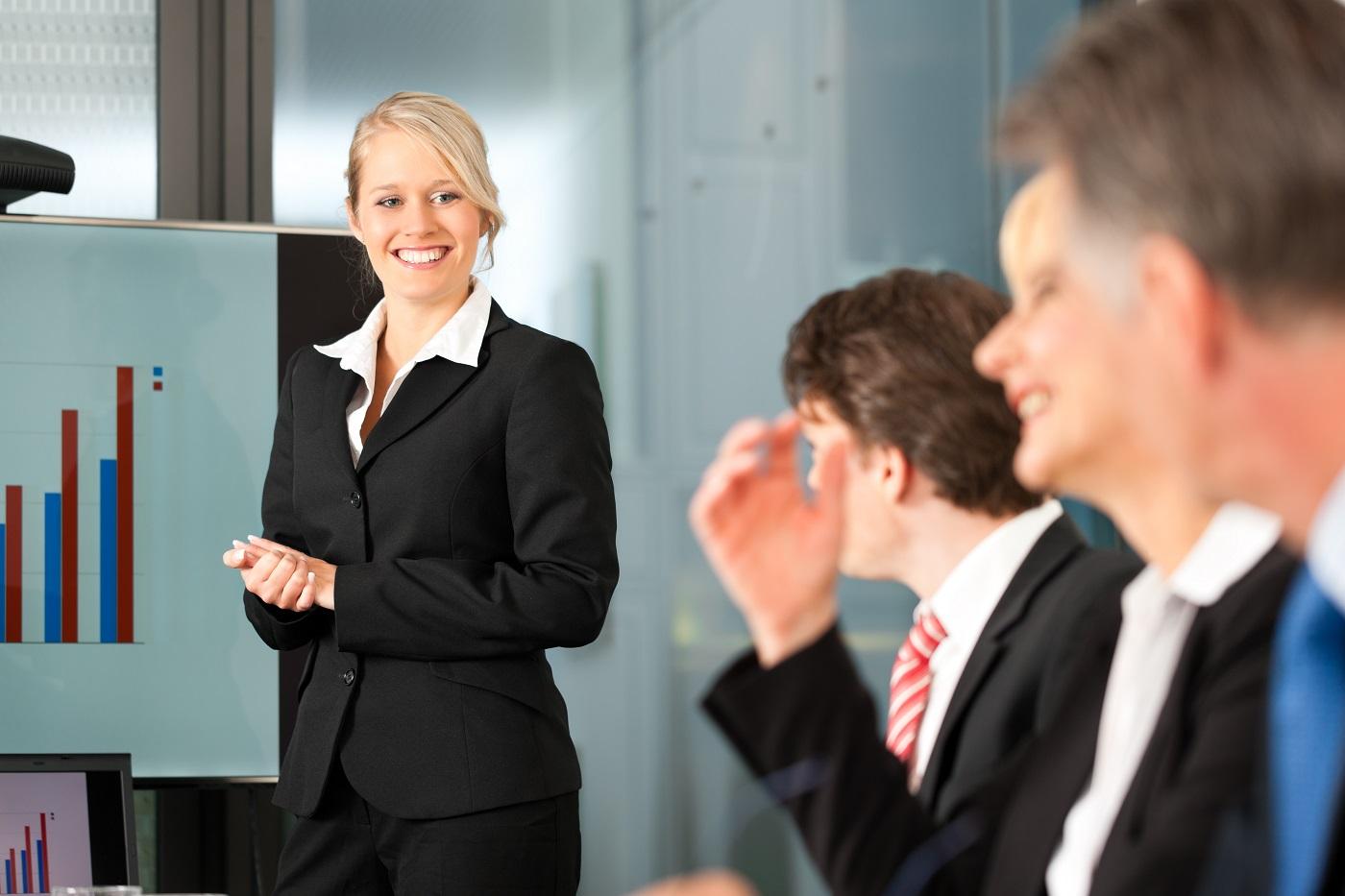 Как преодолеть волнение перед совещанием