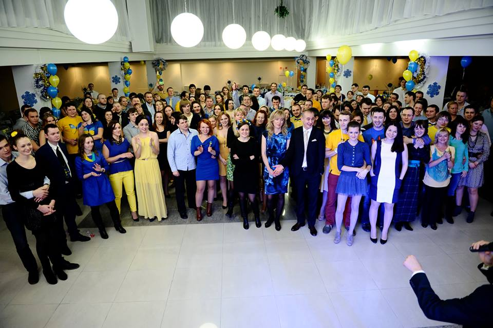 10 лет с SimCorp Украина