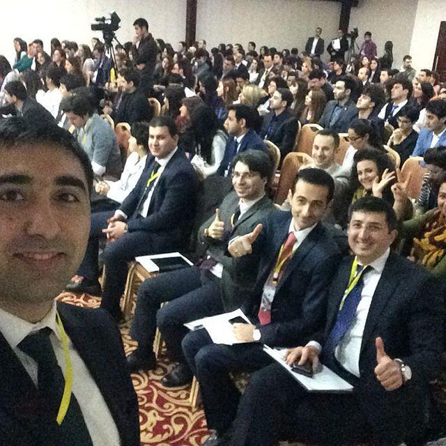 Bakıda I Milli İnsan Resursları Forumu (MİRF2015) keçirildi.