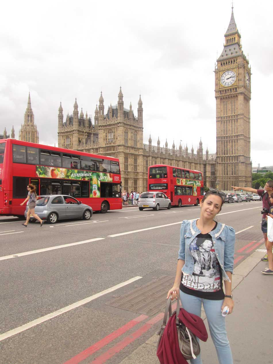 Моя Англия