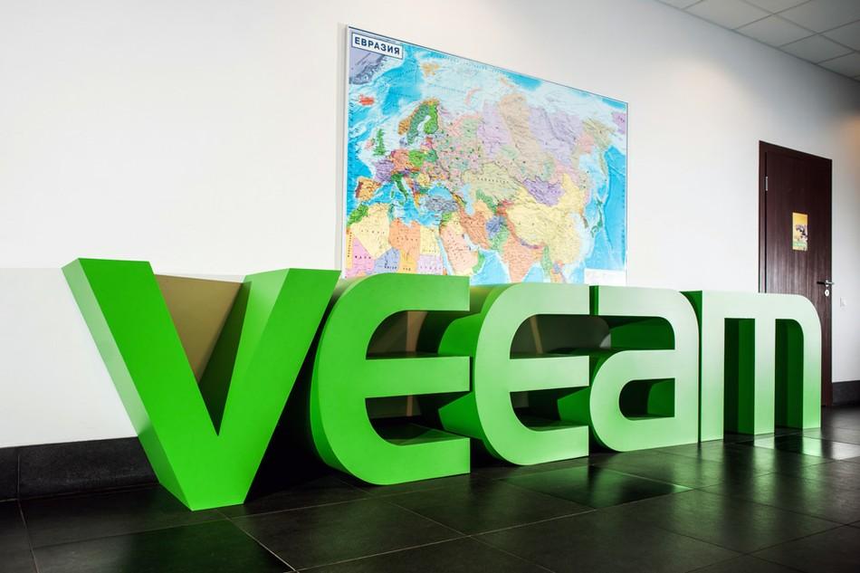 Veeam Software: Неограниченные профессиональные возможности для гуманитария в IT-компании