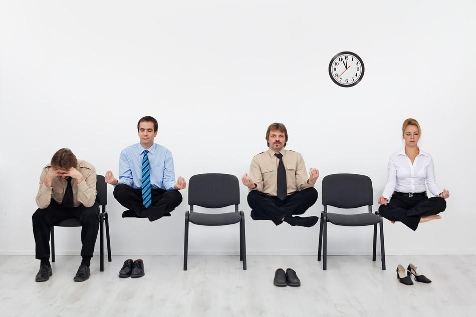 Как пройти групповое интервью