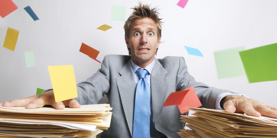 Как признаться, что у вас слишком много работы