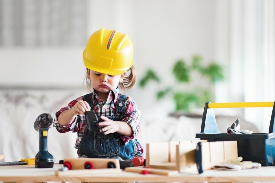 Воспитывать детей сложнее, чем работать