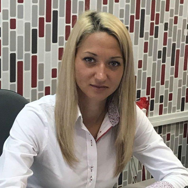 Оксана Кившовацкая