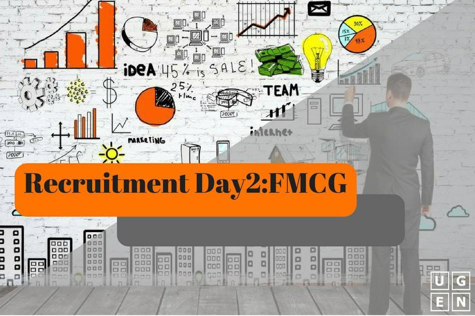 Recruitment Day 2: FMCG