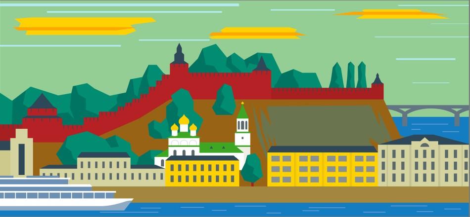 Как живут и работают в Нижнем Новгороде