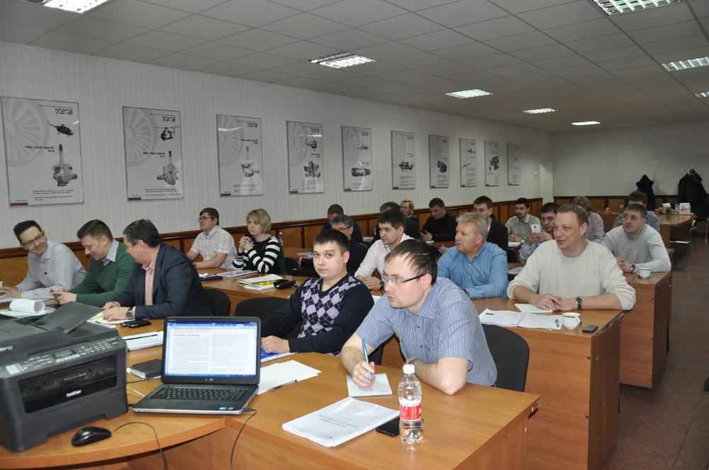 Уральский завод гражданской авиации: слушай свое сердце