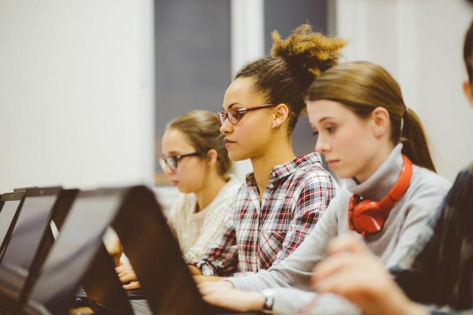 Выпускницы вузов хотят работать в ИТ!