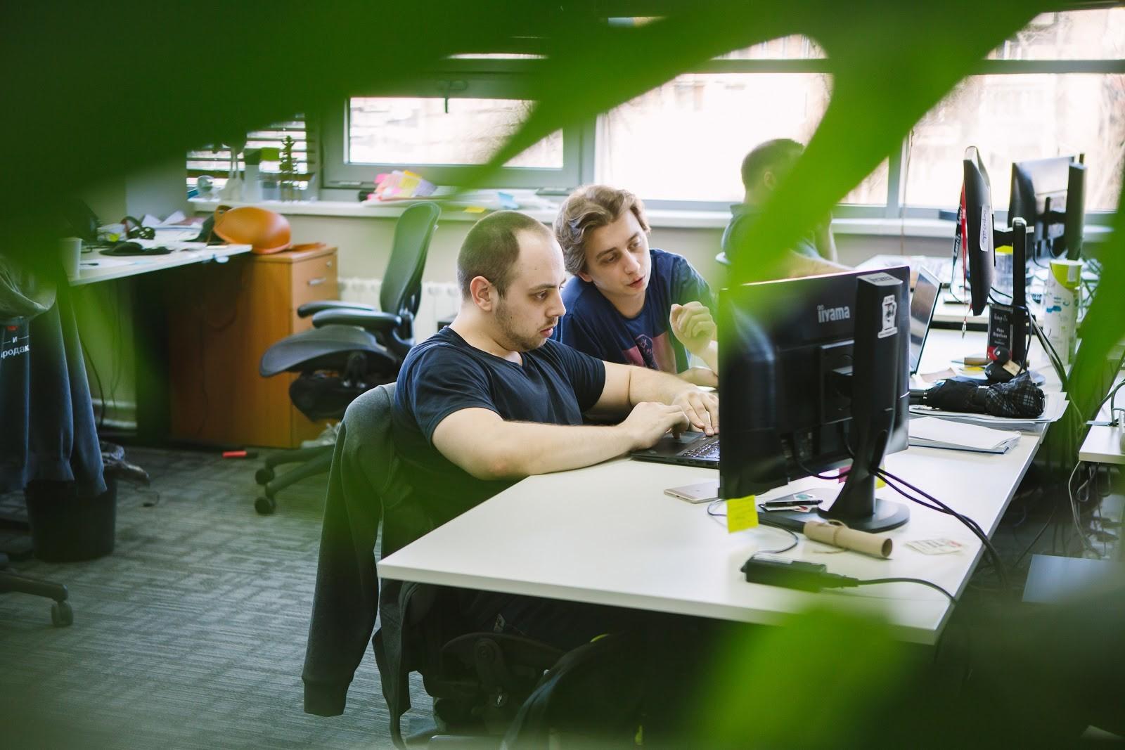 HeadHunter ищет разработчиков