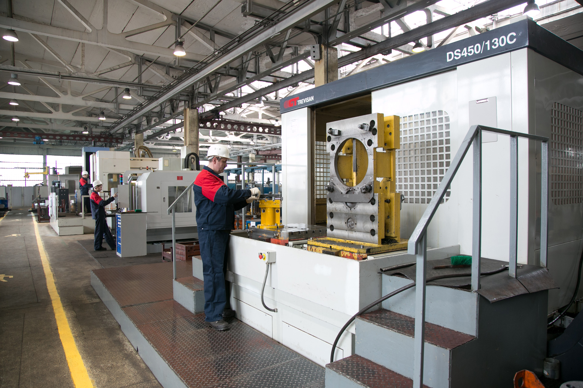 «Пензтяжпромарматура»: сплоченный коллектив и новые технологии