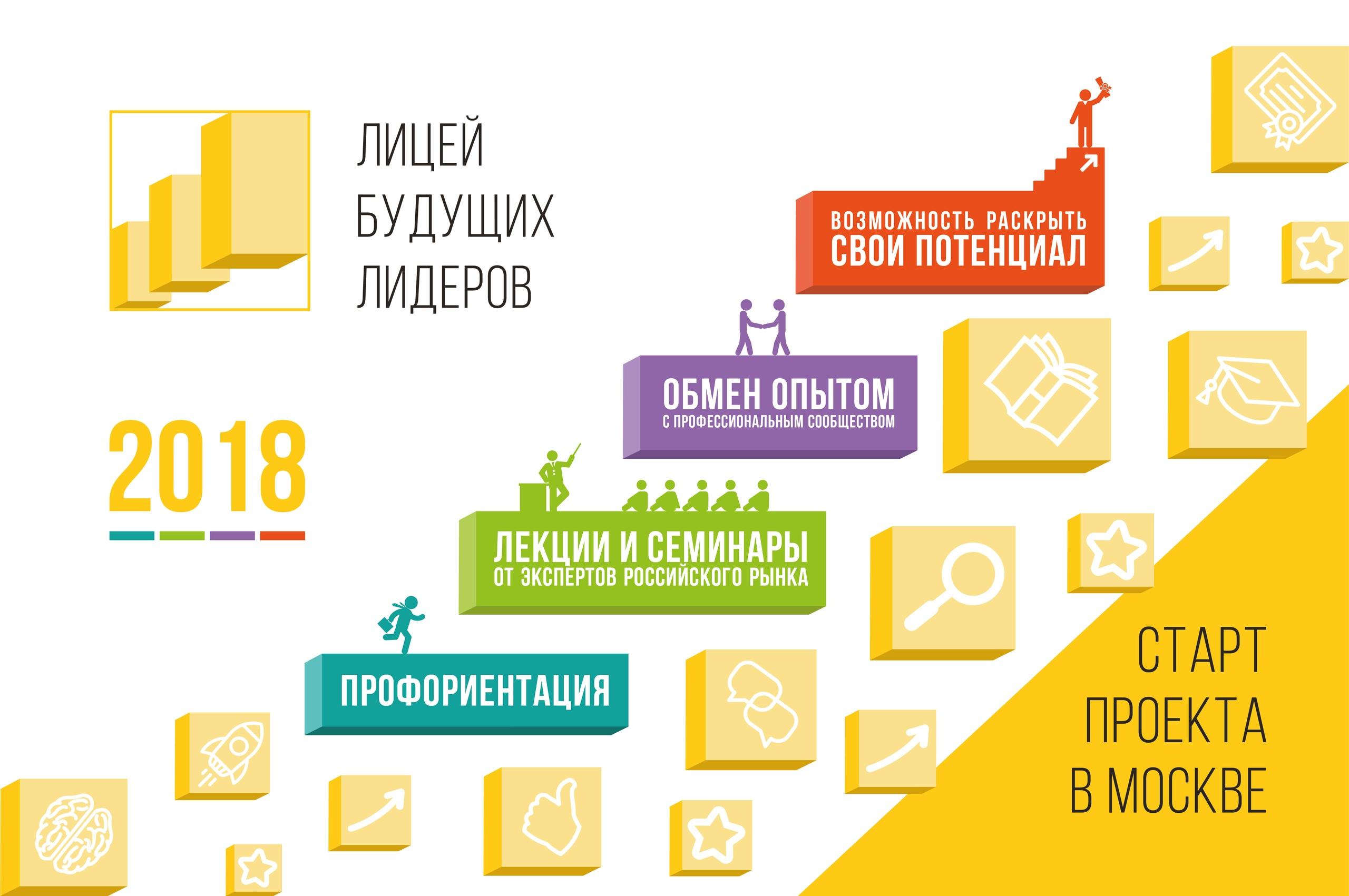 Лицей будущих лидеров для старшеклассников Москвы